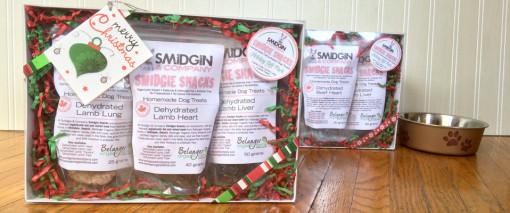Smidgie Snack Gift Packs